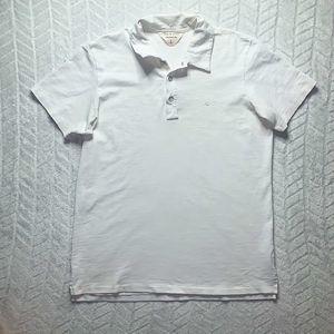 Rag & Bone Polo Shirt 100% Cotton Short Sleeve